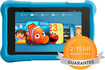 "Amazon - Fire HD Kids Edition - 7"" - 8GB - Black with Blue Case"
