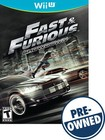 Fast & Furious: Showdown - Pre-owned - Nintendo Wii U 9297119