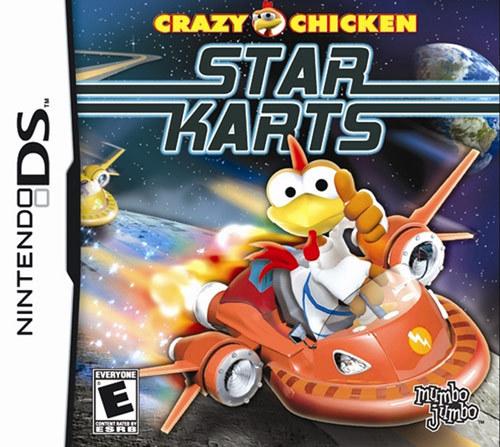 Crazy Chicken: Star Karts - Nintendo DS