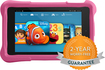 "Amazon - Fire HD Kids Edition - 7"" - 8GB - Black with Pink Case"