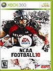 NCAA Football 10 - Xbox 360