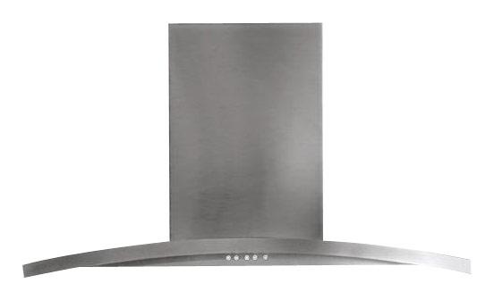 GE - Profile Designer 36 Convertible Range Hood - Stainless