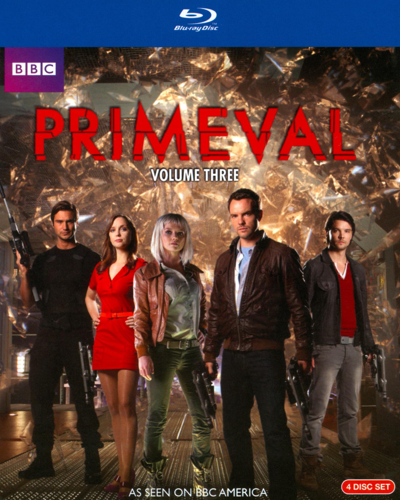 Primeval, Vol. 3 [2 Discs] [blu-ray] 9308107