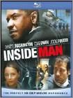 Inside Man (Blu-ray Disc) (Enhanced Widescreen for 16x9 TV) (Eng/Fre/Ger/Italian/Japanes) 2006