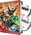 Justice League: War [with Justice League Vol. 1 Graphic Novel] [blu-ray] 9310013