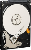 WD - Mainstream 320GB Internal Serial ATA Hard Drive for Laptops - Multi