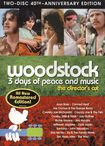 Woodstock [director's Cut] [40th Anniversary] [special Edition] [2 Discs] [dvd] [english] [1970] 9312424