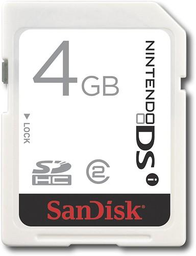 DSI 4GB MEMORY CARD 9317296...