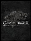 Game of Thrones: Complete Seasons 1 & 2 [10 Discs] (DVD) (Eng/Fre/Spa)