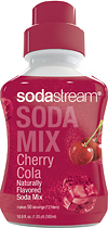 SodaStream - Cherry Cola Sparkling Drink Mix - Red
