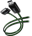 Rocketfish™ Mobile - 3' Lighted USB-to-Apple® 30-Pin Cable