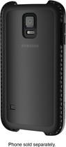 LUNATIK - SEISMIK Hard Shell Case for Samsung Galaxy S 5 Cell Phones - Black