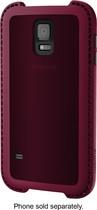 LUNATIK - SEISMIK Hard Shell Case for Samsung Galaxy S 5 Cell Phones - Dark Raspberry