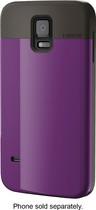 LUNATIK - FLAK Case for Samsung Galaxy S 5 Cell Phones - Purple
