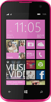 BLU - Win JR Smartphone - Wireless LAN - 4G - Bar - Pink