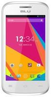 Blu - Dash Jr 4.0 K Cell Phone (Unlocked) - White
