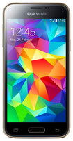 Samsung - Galaxy S 5 Mini 4G Cell Phone (Unlocked) - Gold