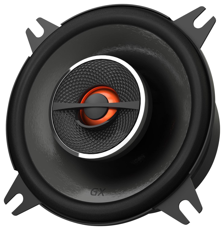 """JBL - 4"""" 2-Way Car Speakers with Polypropylene Cones (Pair) - Black"""