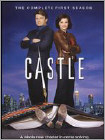 Castle: The Complete First Season [3 Discs] (DVD) (Enhanced Widescreen for 16x9 TV) (Eng)
