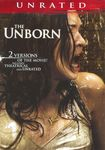 The Unborn [unrated/rated Versions] (dvd) 9325722