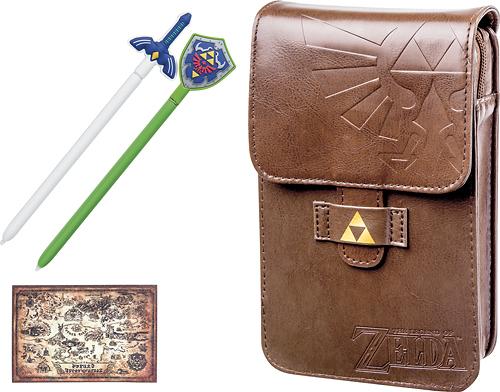 Power A - The Legend of Zelda Adventurer's Pouch for Most Nintendo DS Consoles - Multi