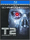 Terminator 2: Judgment Day (Blu-ray Disc) (Special Edition) (Enhanced Widescreen for 16x9 TV) (Eng/Fre) 1991