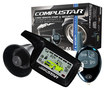 CompuStar - Remote Start and Security Controller - Black/Gray