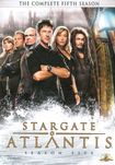 Stargate Atlantis: Season Five [5 Discs] (dvd) 9335953