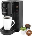 Mr. Coffee - Single-serve Keurig K-cup Brewer - Black