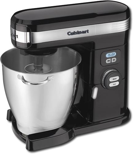 Cuisinart - Stand Mixer - Black