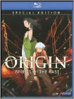 Origin: Spirits of the Past (Blu-ray Disc) (Special Edition) (Enhanced Widescreen for 16x9 TV) (Eng/Japanese) 2006