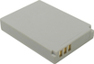 Lenmar - Lithium-ion Battery For Select Canon Digital Cameras - White