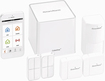 iSmartAlarm - Preferred Package Indoor Wireless Security System - White