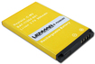 Lenmar - Lithium-Ion Battery for Select BlackBerry Smartphones - Black