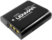 Lenmar - Lithium-Ion Battery for Select Sony Digital Cameras - Black