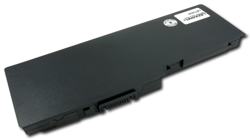Lenmar - Lithium-Ion Battery for Select Toshiba Laptops - Black