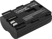 Lenmar - Lithium-ion Battery For Select Canon Digital Cameras - Silver