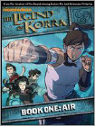 Legend of Korra: Book One - Air [2 Discs] (DVD) (Eng/Spa/Fre)