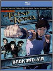 Legend of Korra: Book One - Air [2 Discs] [Blu-ray] (Blu-ray Disc) (Eng/Spa/Fre)