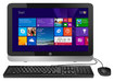 "HP - 21.5"" Touch-Screen All-In-One - AMD A4-Series - 4GB Memory - 1TB Hard Drive"