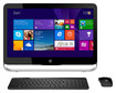 "HP - Pavilion 23"" Touch-Screen All-In-One - AMD A8-Series - 4GB Memory - 1TB Hard Drive - Black/Silver"