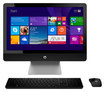 "HP - Recline 23 TouchSmart 23"" Touch-Screen All-In-One - Intel Core i3 - 8GB Memory - 1TB Hard Drive - Black/Silver"