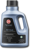 Hoover - 50 oz. Platinum Collection Pet Plus Carpet and Upholstery Detergent - Blue/Black