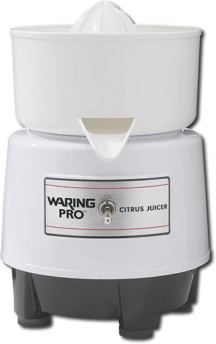 Waring Pro - Citrus Juicer - White