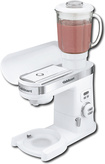 Cuisinart - 12-Speed Blender Attachment for Cuisinart Stand Mixers - White