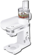 Cuisinart - 3-Cup Food Processor Attachment for Cuisinart Stand Mixers - White