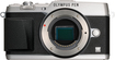 Olympus - PEN E-P5 Mirrorless Camera (Body Only) - Silver