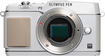 Olympus - PEN E-P5 Mirrorless Camera (Body Only) - White