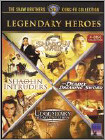 Legendary Heroes [4 Discs] (DVD) (Boxed Set) (Enhanced Widescreen for 16x9 TV) (Eng/Mandarin)