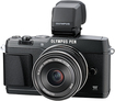 Olympus - PEN E-P5 Mirrorless Camera with 17mm Lens - Black